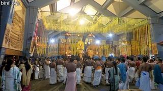 Paramekkavu Bagavathi Temple Vela - Pillerpattu