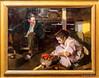 DSC6369 Joaquin Sorolla - Los pimientos, 1903, The Hispanic Society, New York (Ramón Muñoz - ARTE) Tags: joaquín sorolla joaquin pintura obras de pinturas cuadros the hispanic society new york