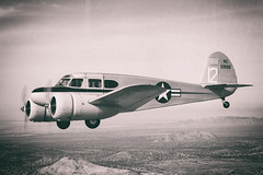 Cessna T-50_SCY (syoumans07) Tags: cessna t50 bamboo bomber