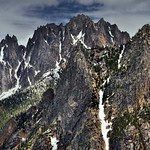 Jagged Peaks Along the Vasiliki Ridge thumbnail