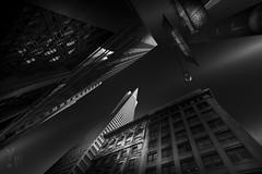 Transcendence (YOSHIHIKO WADA) Tags: blackandwhite longexposure fineart formatthitech sanfrancisco architecture cityscape building