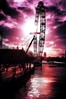 Dramatic sunset over London Eye (The Phoenix Girl) Tags: london uk londoneye westminster colour reflections england dramatic picture photography clouds cloudscape city cityscape artist art artwork londoner londonist