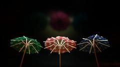 space attack (bkellerstrass) Tags: hereios wah werehere three umbrella umbrellas lowkey