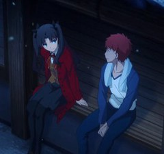 Fate/stay night 『Unlimited Blade Works』 画像