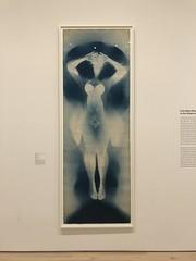 Robert Rauschenberg & Susan Weil, Female Figure, c.1950 (Igor Clark) Tags: sanfrancisco california sfmoma robertrauschenberg rauschenberg