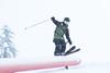 downhill skiing trick (VisitLakeland) Tags: ski downhill trick boy child young tree snow winter slope tahko reili finland laskettelukeskus rinteet tahkonrinteet