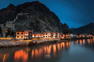 this evening Amasya............February 19, 2018