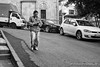 Street 461 (`ARroWCoLT) Tags: streetphotography sokak people blackwhite bw art insan human arrowcolt monochrome bnwdemand bnwpeople bnw bnwstreet ishootpeople blackandwhite outdoor portrait streetportrait nx300 30mm istanbul turkey türkiye car road sidewalk tree perspective