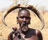 Mursi (Mun ) people, Mago National Park, Ethiopia (zeev777) Tags: mursimunpeople magonationalpark ethiopia mursi mun