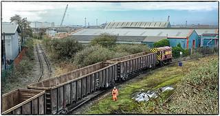 Cardiff's Scrap Trains