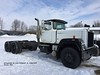 1985 Mack RW633, Shreve, OH. 2/08/2018 (jackdk) Tags: truck semi mack macktruck rmodel semitruck rw rw633 superliner macksuperliner tractortrailer bigtruck cummins 400 400bc 400cummins