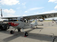 """Cessna O-1E Bird Dog 1 • <a style=""""font-size:0.8em;"""" href=""""http://www.flickr.com/photos/81723459@N04/40413818511/"""" target=""""_blank"""">View on Flickr</a>"""