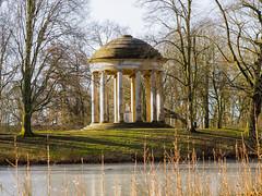 Leibniz-Tempel Herrenhäuser Gärten, Hannover (Jo Hofacker) Tags: leibniz tempel herrenhausen herrenhäuser gärten