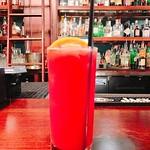 The F. Scott Fitzgerald at @tentenroom : Glenfiddich 14 Year Single Malt, blood orange, ginger, lemon, soda, salt thumbnail