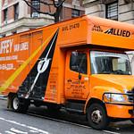 Allied Van Lines Liffey moving truck thumbnail