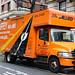 Allied Van Lines Liffey moving truck