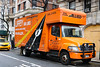 Allied Van Lines Liffey moving truck (Canadian Pacific) Tags: 2018aimg7302 newyork city state usa unitedstates america american us upperwestside manhattan truck moving allied orange liffeyvanlines avl 21470 pantechnicon liffey3 pantec