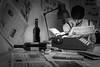 The typewriter|06-XX| XX ways to communicate (Giovanni Riccioni) Tags: 2018 5d autoritratto autoscatto canon canon430exii canonef50mmf18stm canoneos5d eos flash fullframe giornale giornali giovanni giovanniriccioniphotography hektar ikea italia italy lamp macchinadascrivere man novara olivetti olivettistudio46 phottix phottixplato piedmont piemonte plato portrait ritratto selfportrait selftimer speedlight strobe typewriter uomo carta lampada newspapers vino wine studio46
