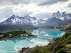 Lago Pehoé Torres del Paine (rlatinq) Tags: chile magallanes natales torresdelpaine paine parquenacional pehoe hostería lago lake mountain patagonia