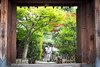 Au porte du temple ...KYOTO (geolis06) Tags: geolis06 asia asie japan japon 日本 2017 kyoto temple olympuspenf olympus m918mm f4056 bouddhiste bouddhisme jardin garden zen nature