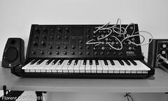 Korg Kronos & Co - 09 Januar 2017 - 06 (florentgold) Tags: florent glod floglod florentglod lëtzebuerg lëtzebuerger lëtzebuergesch luxemburg luxemburger luxembourgeois luxembourgeoise luxembourgeoises luxembourg letzebuerg grandduchy grandduché grossherzogtum 2018 korg music gear synthesizer moog kronos 09 januar kross moogerfooger akai workstation keyboard
