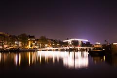 Amsterdam_11 (s4rgon) Tags: amsterdam architektur city magerebrug nacht niederlande night stadt strase street thenetherlands town architecture