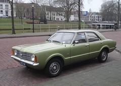 Ford Taunus TC1 1300 L 30-9-1971 14-71-SP (Fuego 81) Tags: ford taunus tc1 1971 1471sp cwodlp onk sidecode2 knudsen peperbus