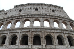 Il Colosseo (Flint Foto Factory) Tags: rome roma italy italia urban city autumn fall november novembre 2017 vacation beautiful colosseo roman colosseum coliseum piazza delcolosseo 1 00184 rm ancient ruins walking tour built 70 80 ad vespasian titus