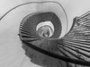 Spiral Staircase (Wolfgang Hackl) Tags: staircase linz blackandwhite