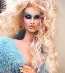 """Belgae - KD """"Fashion Tribes"""" (kingdomdoll) Tags: ancient tribe thekingdomdollfaces kingdomdoll kingdom doll fashion resinfashiondoll resin couture runway beauty belgae"""