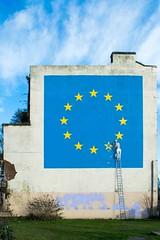 Dover, Kent (tonysummers1) Tags: banksy dover brexit euro eu street art graffiti