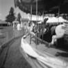 too-much-fair (kaumpphoto) Tags: holga pinhole bw monochrome horse fair summer motion sick 120 carousel dream ride attraction