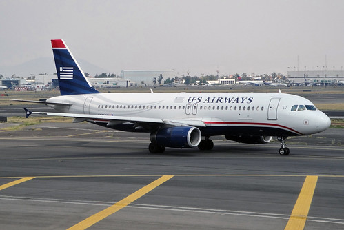 US Airways Airbus A320-232 N664AW