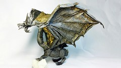 Incredible Origami Dragons that Will Set Your Heart on Fire (Origami.me) Tags: origami papercraft papercrafts craft crafts paper fold folding diy dragon dragons