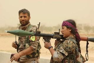 Bijît berxwedan a #Efrînê ✌✌✌