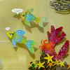 mural (Lita Blanc) Tags: mural prismacolor pos posca promarker canson poisson fish pez pulpo poulpe coral corail etoile de mer mar ocean draw dessin dibujo ilustracion
