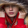 Winter! (piotr_szymanek) Tags: natalia portrait outdoor redhead freckles piercing nosering nosepiercing hood face hand woman lady girl 20f 1k 5k 10k 50f 20k nataliam