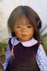 Sidika Himstedt (dambuster01) Tags: annettehimstedt worldchildrenssummit vinyldoll 2005 india japan