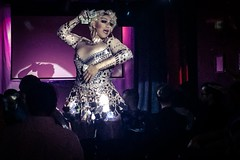 Washington Heights. (Joseph Skompski) Tags: performance dragqueen washingtonheights gaybar eagle baltimoreeagle maryland baltimore baltimoremd mpt627 matchpointwinner