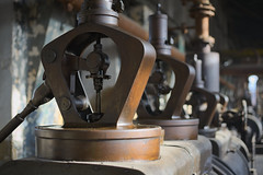 correct lubrication (jkatanowski) Tags: machinery machine steam steel sony 50mm a7m2 industry industrial