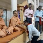 20171206 - Swamiji visit (2)