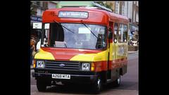 29B30 (Bob J B) Tags: devongeneral minibus fordtransit pmt dormobile exeter a268mta