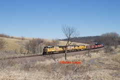 UP 5226 (eslade4) Tags: up unionpacific marshalltown up5226 sd70m up5609 ac44cwcte up9505 c418w coilcars css chicagosouthshoreandsouthbend chicagosouthshore