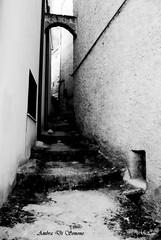 a street with no name (ambcroft) Tags: blackandwhite bw biancoenero street strada isnello sicily sicilia italy italia travel viaggio travelling viaggiare holiday vacanza memories ricordi nikon nikond3000