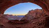False Kiva (jeanny mueller) Tags: usa southwest canyonlands moab colorado falsekiva cave desert landscape sunset canyon mountain