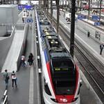 Basel: Stadler Flirt