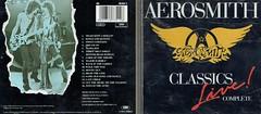 Aerosmith - Classics Live! Complete Live (hube.marc) Tags: aerosmith musique song chanson pochette cd concert note hard rock metal classics live complete