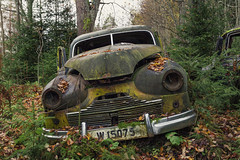 - Hello - (mariburg) Tags: rotten marode alt old rostig rustycars canonef2470mmf28liiusm canoneos6d auto volvo