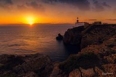 El fin del mundo (Fernando Guerra Velasco) Tags: puestadesol sunset atlántico faro lighthouse cabosanvicente portugal costavicentina