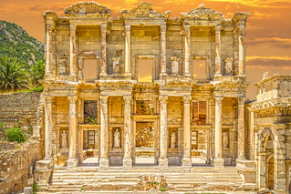Celsus Library (Celsus Kütüphanesi)